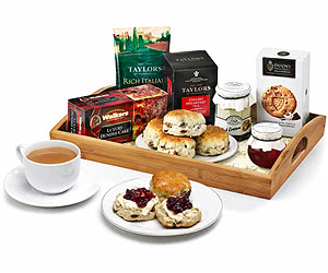The Afternoon Tea & Scones Gift Tray