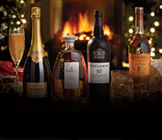 Christmas Champagne, Wine & Spirit Gifts