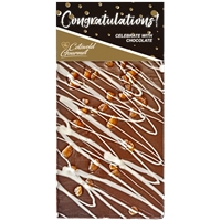 """Congratulations"" Chocolate Bar"