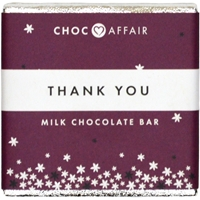"""Thank You"" Chocolate Bar"