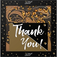 """Thank You"" Chocolate Plaque"
