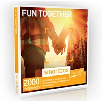 """Fun Together"" Experience for 2"