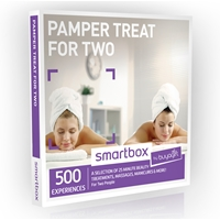 """Pamper Treat"" Experience for 2"