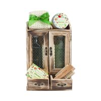 Winter in Venice Florence Pampering Gift Cabinet