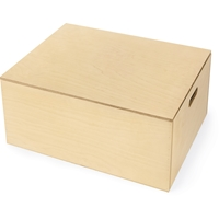 Chalford in Bespoke Branded Wooden Box