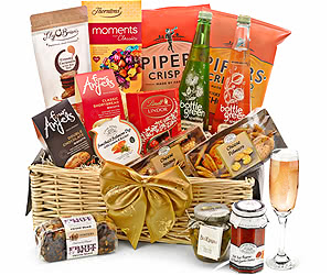 Alcohol-Free Large Office Share Hamper