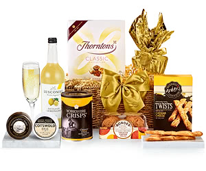Alcohol-Free Kelmscott Hamper
