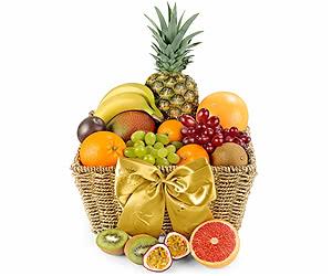 Gluten free gift hampers regency hampers tropical fresh fruit hamper negle Gallery