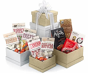 Sweet Surprises Gift Tower