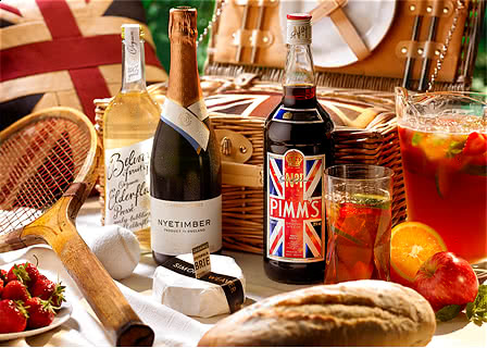 Luxury Picnic Hampers
