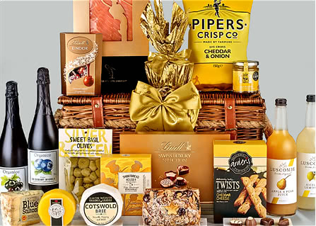 Alcohol-Free Classic Hampers
