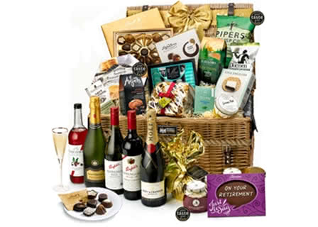 Retirement Hampers
