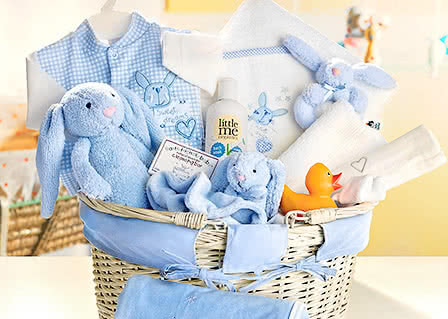 Baby Hampers & Baby Gifts