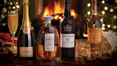 Christmas Wine, Champagnes and Spirits