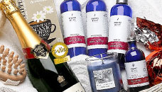 Pampering Gifts for Christmas