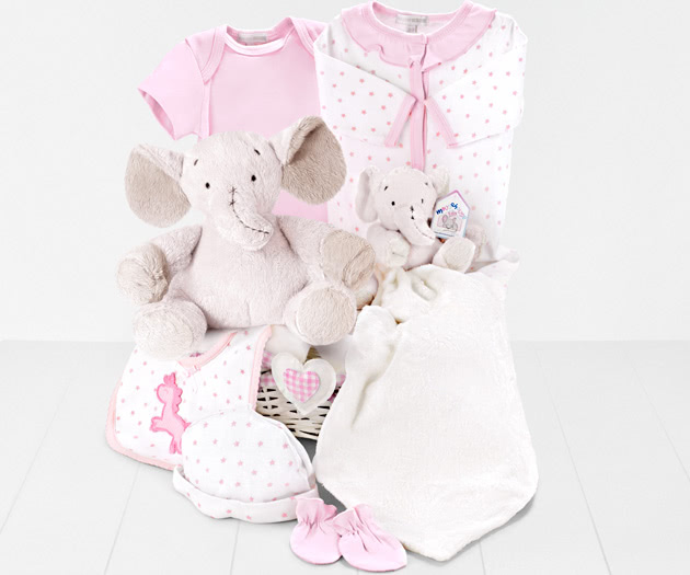 Baby Bear Comfort Blanket & Clothing