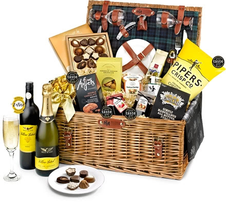 Montpellier Fitted Picnic Hamper