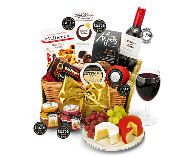 Harcourt Hamper