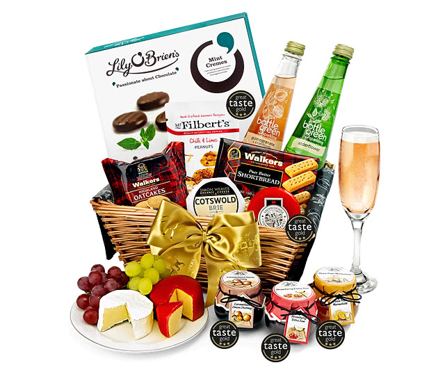 Alcohol-Free Stratford Hamper