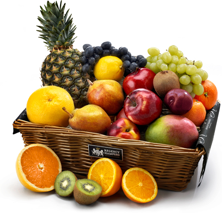 Get Well Soon Traditional Fresh Fruit