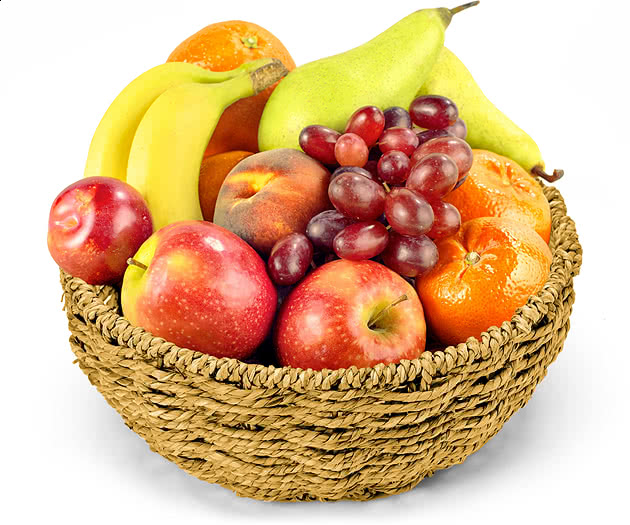 Classic Fresh Fruit Bowl