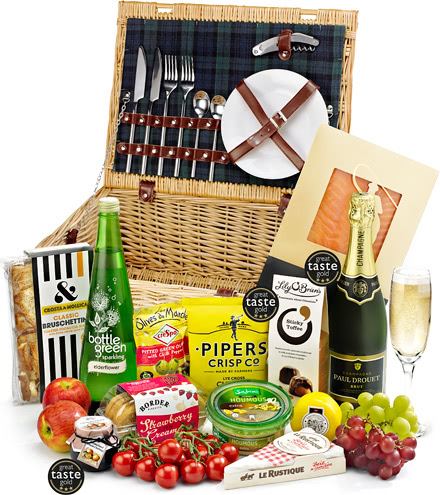 Stanton Fitted Picnic Hamper