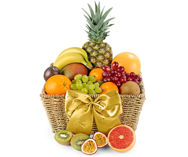 Tropical Fresh Fruit