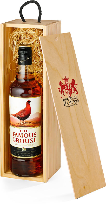 Famous Grouse Whisky Gift Box