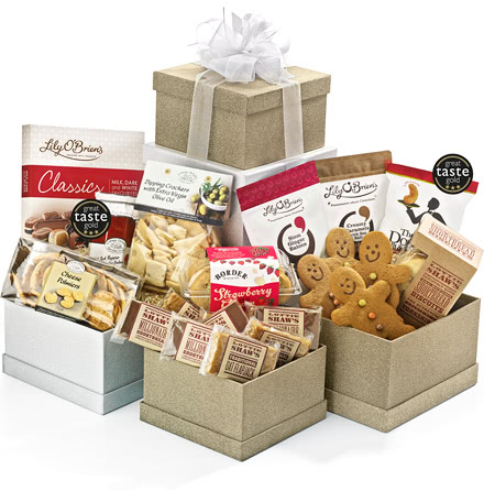 Sweets & Treats to Share Large Gift Tower