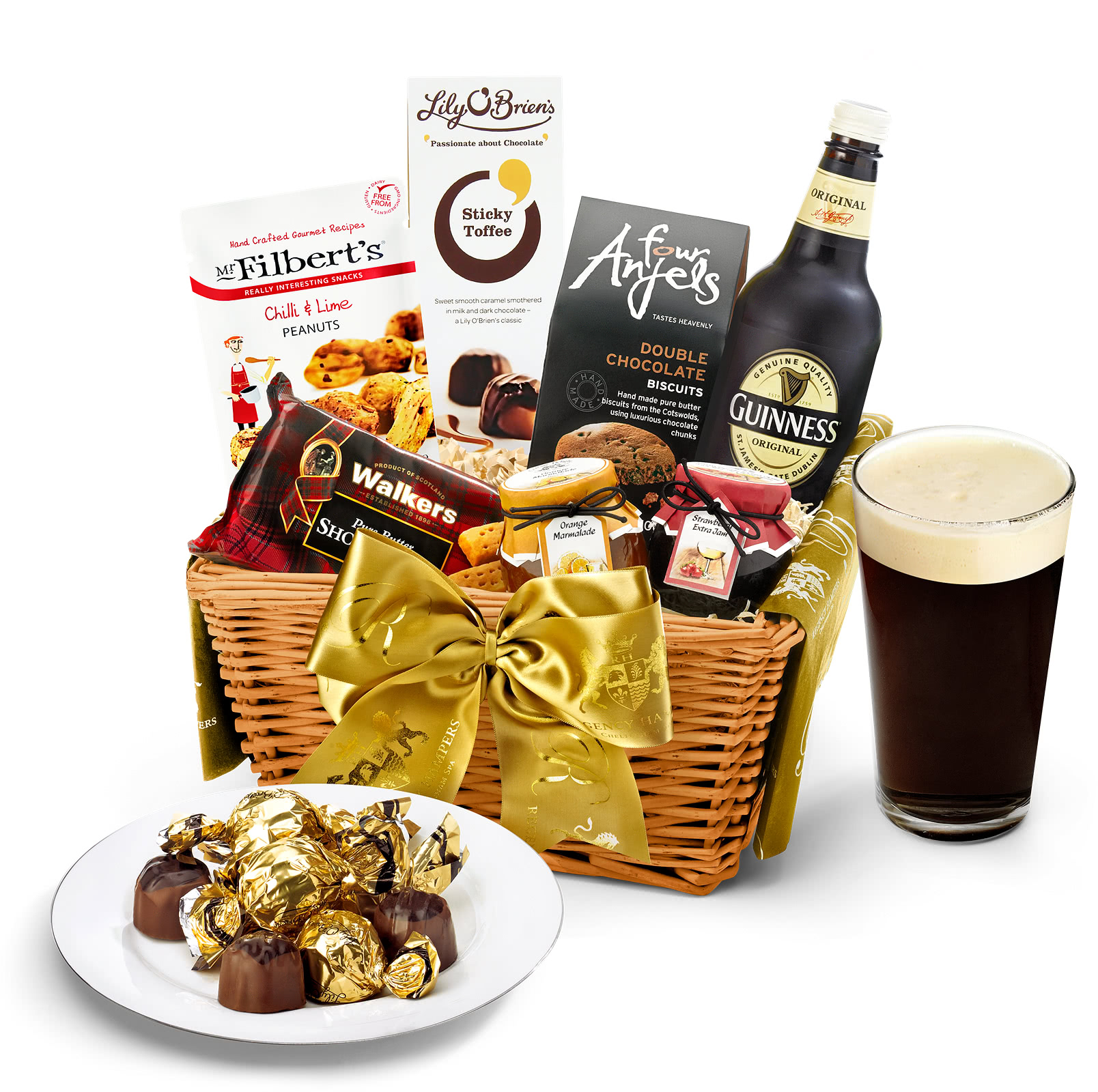 Windermere Hamper With Guinness