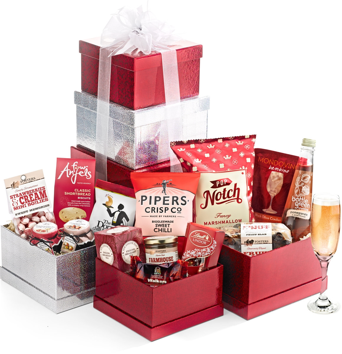 Alcohol-Free Sweet & Savoury Large Gift Tower